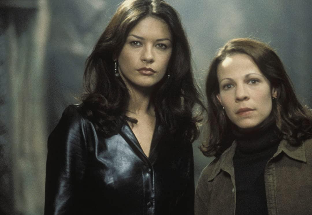 "Catherine Zeta-Jones and Lili Taylor in ""The Haunting"""