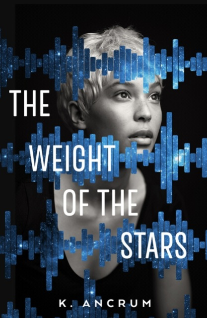 The cover of The Weight of the Stars