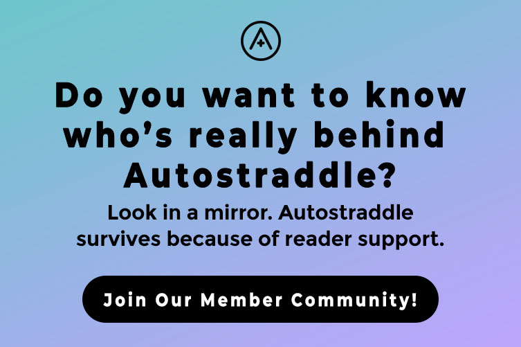 An ad for A+ membership that reads: