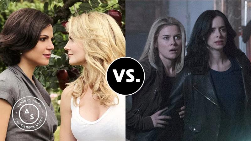 Once Upon a Time vs. Jessica Jones
