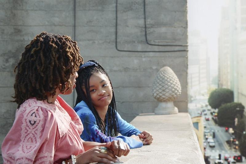 Kiara and Malika talk about their mothers.