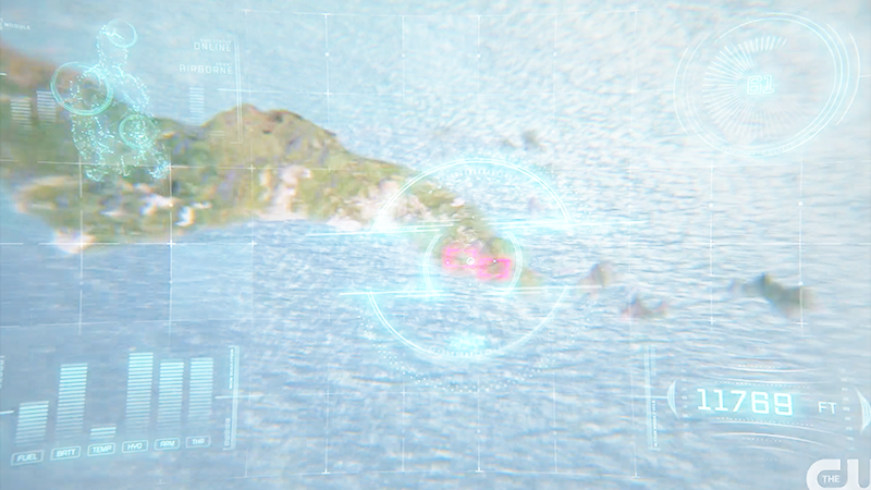 satellite image of Coryana