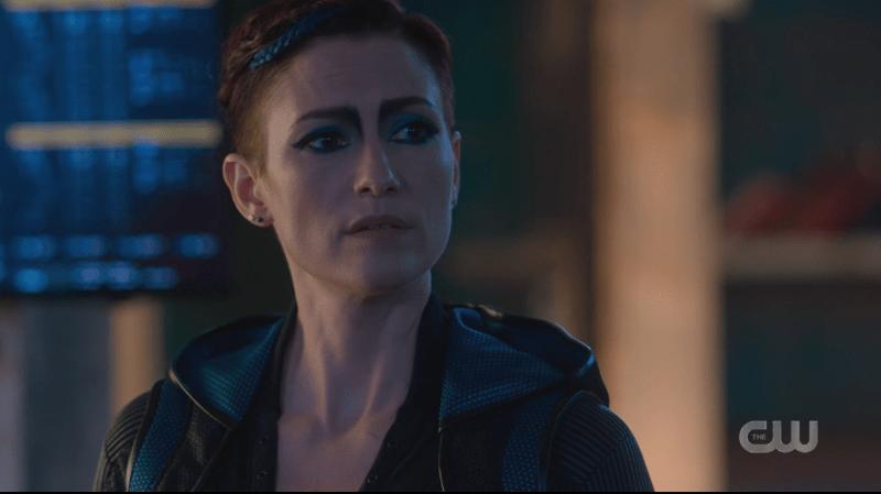 Supergirl recap: Alex looks worried