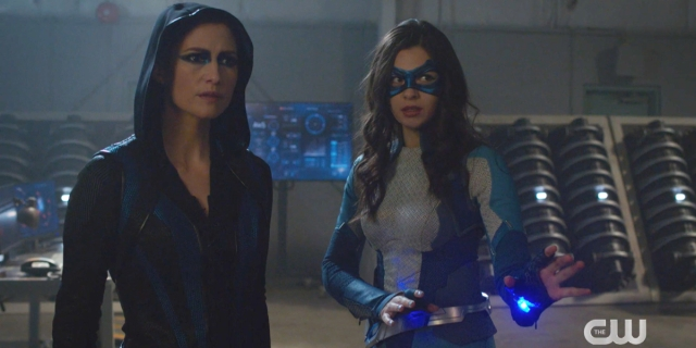 Supergirl recap: Alex Danvers and Dreamer stand ready to fight