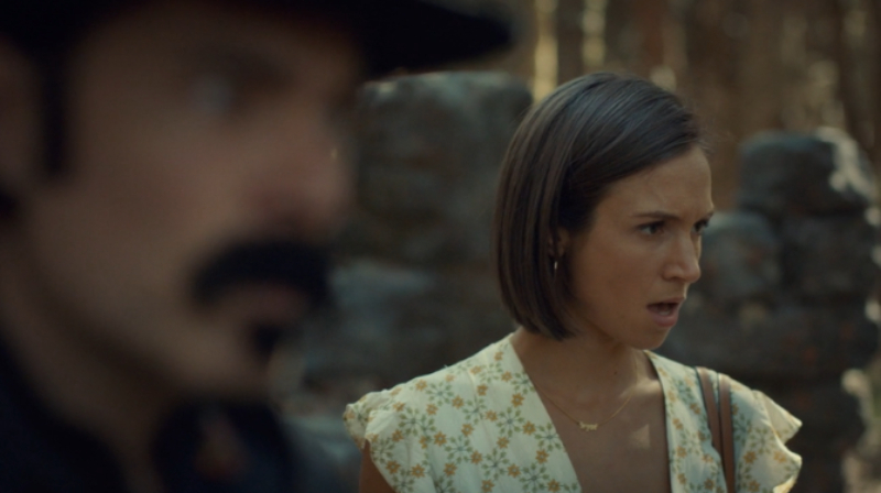 Waverly looks offended.