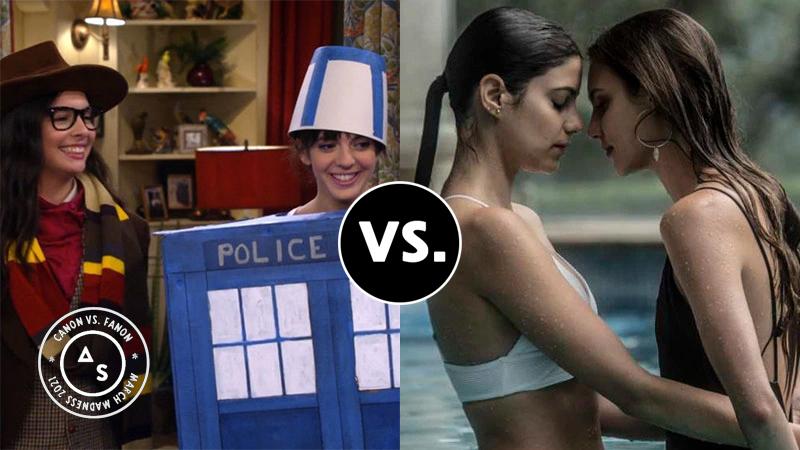 Elena and Syd vs. Juliantina