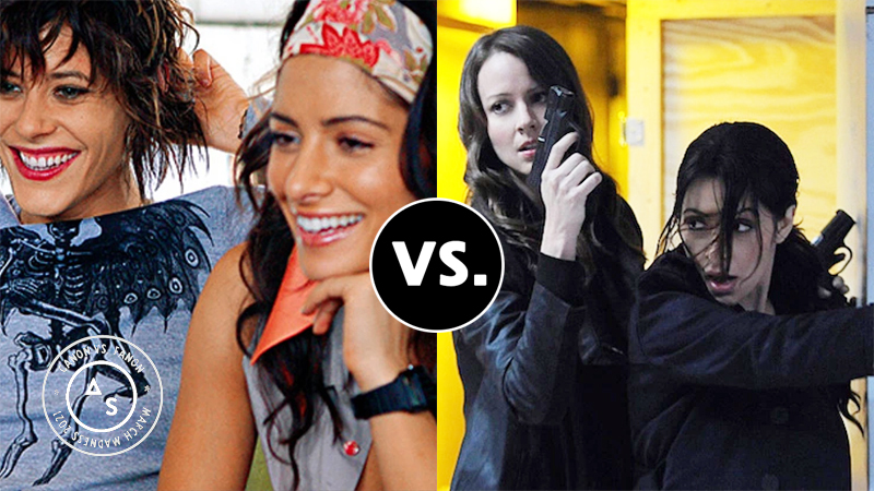 The Battle for Sarah Shahi Supremacy