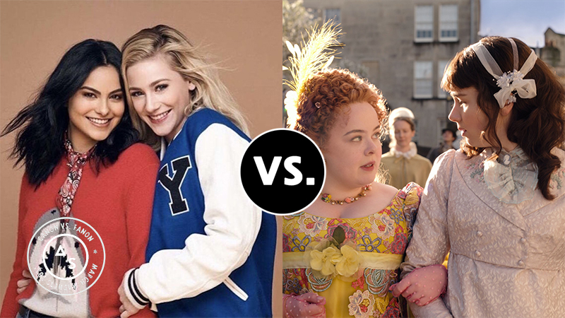 Betty and Veronica vs. Penelope and Eloise