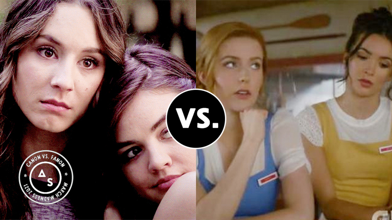 PLL vs. Nancy Drew