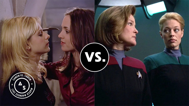 BTVS vs. Star Trek: Voyager