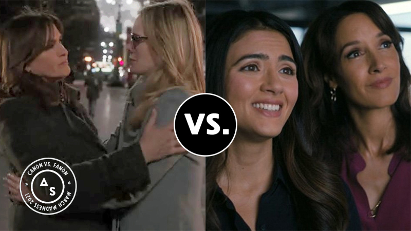 Alex and Olivia vs. Dani and Bette
