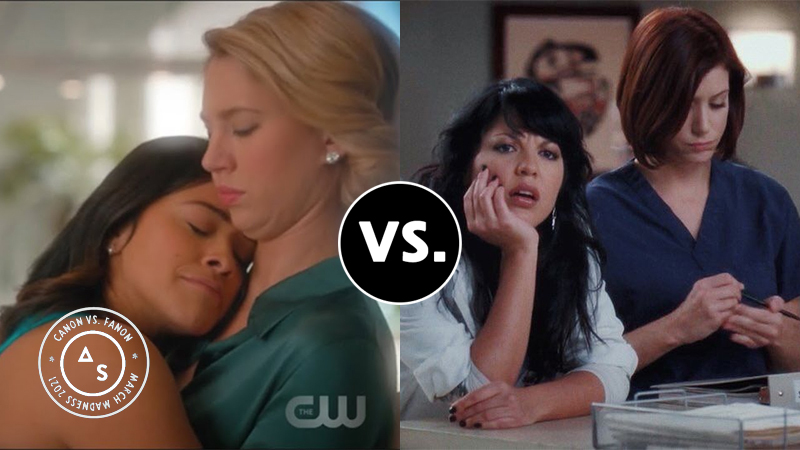 OG Jane and Petra vs. Callie and Addison