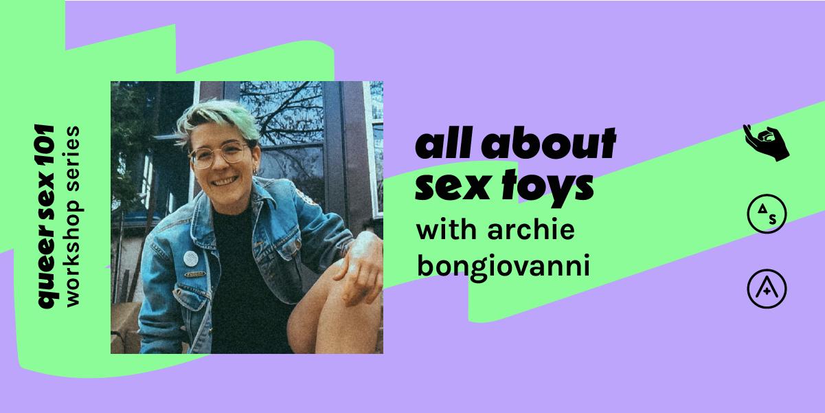 Un graphique violet et vert avec une photo souriante d'Archie et du texte