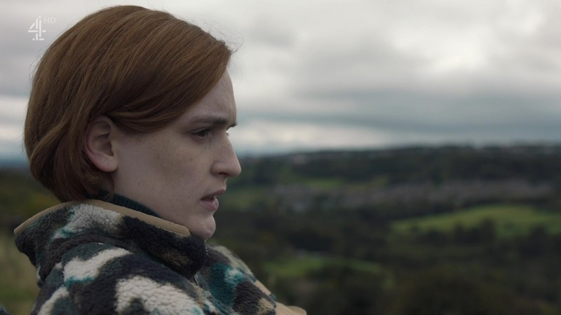 Sam Mugatroyd comes to a powerful and painful realization about her mother, this week on Ackley Bridge.