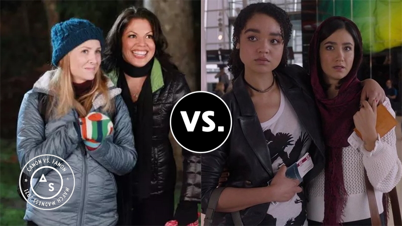 Calzona vs. Kadena in the Sweet 16!
