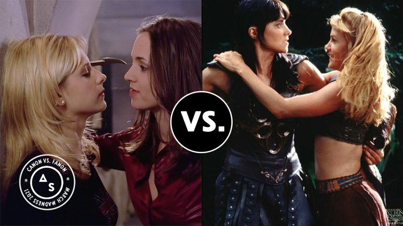 Buffy vs. Xena