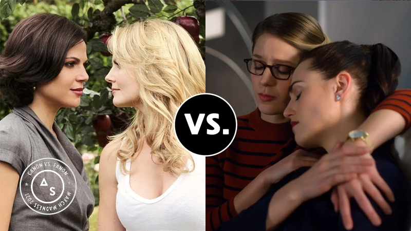 Swan Queen vs. SuperCorp