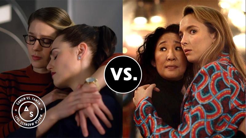 Supercorp vs. Eve and Villanelle