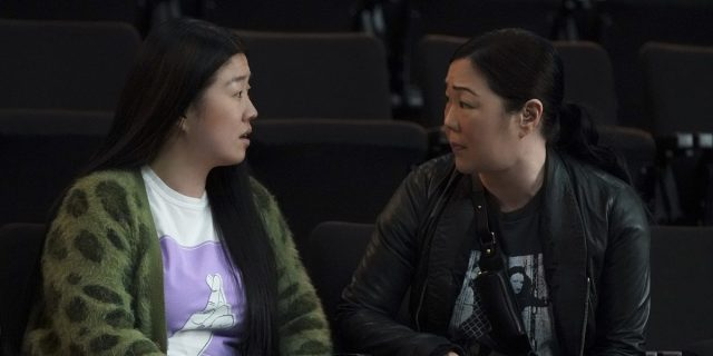 Margaret Cho (!!) shares her wisdom with Alice about navigating comedy as an Asian woman.