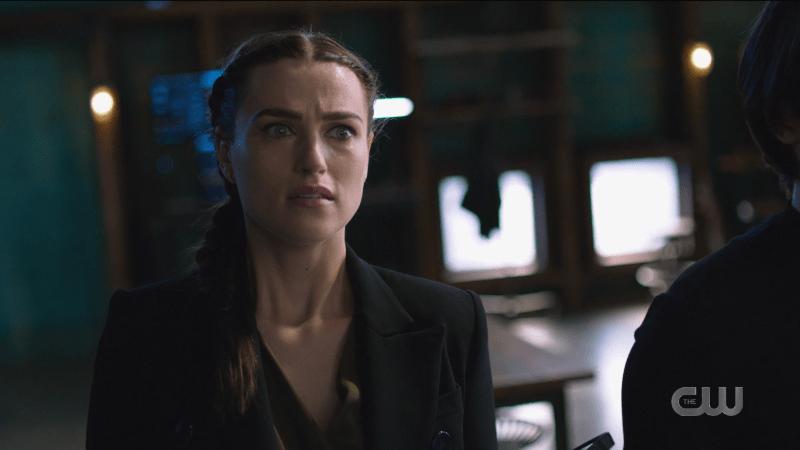 Supergirl recap: Lena looks horrified