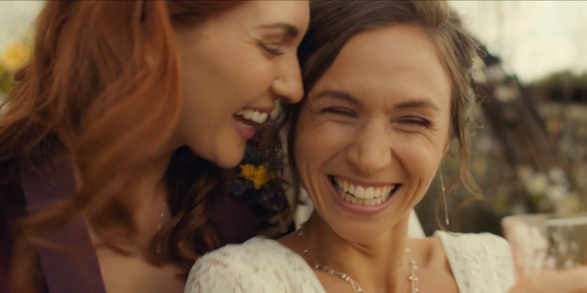 Wynonna Earp series finale recap: Waverly and Nicole embrace after their wedding