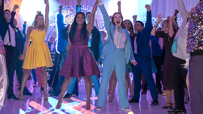 The victorious Prom finale