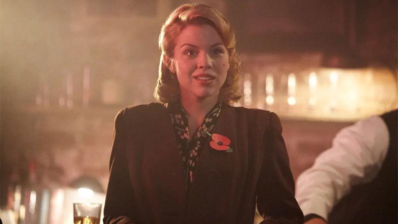 Betty McRae, Bomb Girls