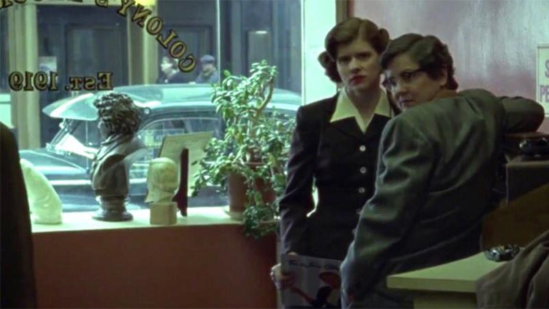 Those Record Store Lesbians, Carol