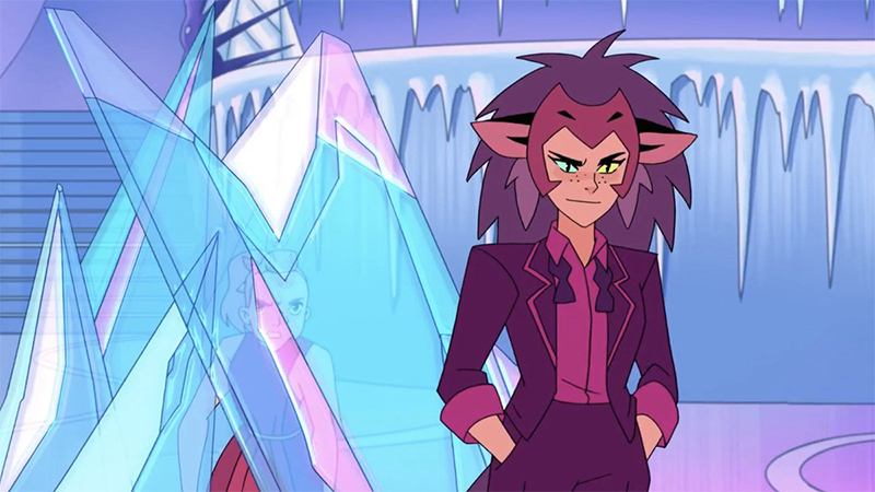 Catra, She-Ra and the Princesses of Power