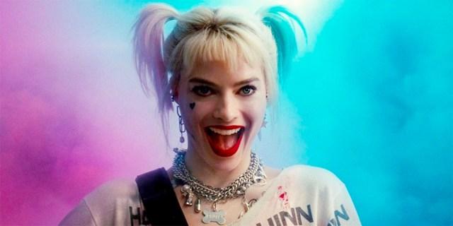Margot Robie as Harley Quinn