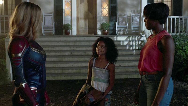 Carol, Maria, and Monica: one happy family (until WandaVision)