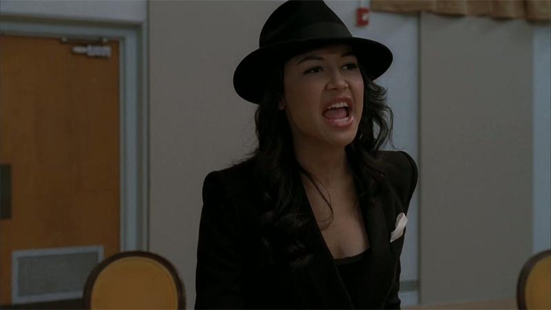 Santana Lopez, Glee