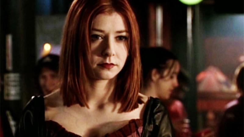 Willow Rosenberg, Buffy the Vampire Slayer