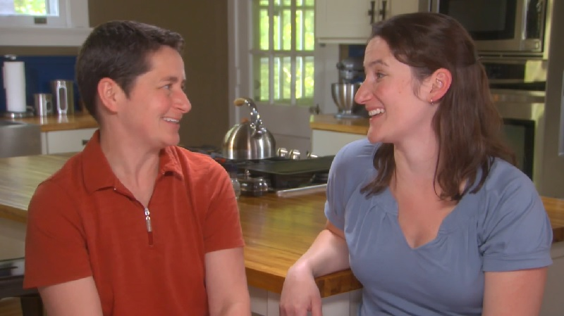 Emilee and Jody debate over the future in their fixer upper.
