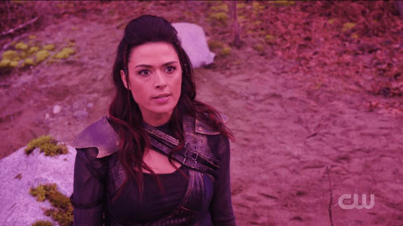 Legends of Tomorrow Episode 606: Aliyah O'Brien as Kayla