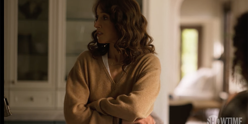 The L Word Generation Q Season 2 Trailer: Bette crosses her arms looking at Tina and Rosie
