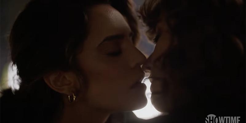 The L Word Generation Q Season 2 Trailer: Bette and Gigi kiss