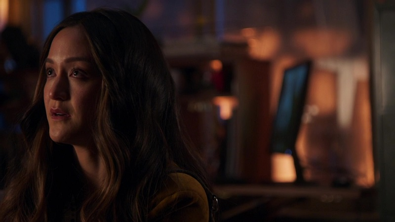 Ruby is heartbroken when Alice tells her that she doesn't want a relationship with her anymore.