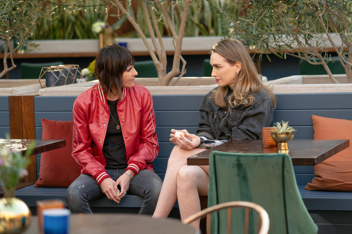 LWGQ 202 3534 R, Hay una lesbiana en mi sopa
