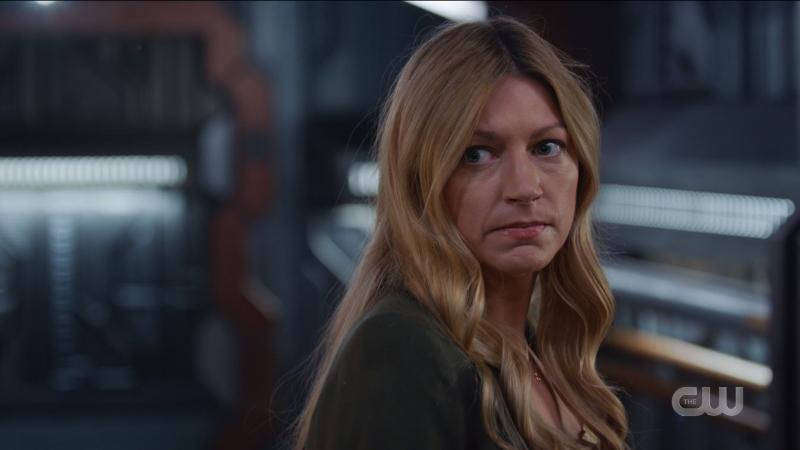 Ava looks worried
