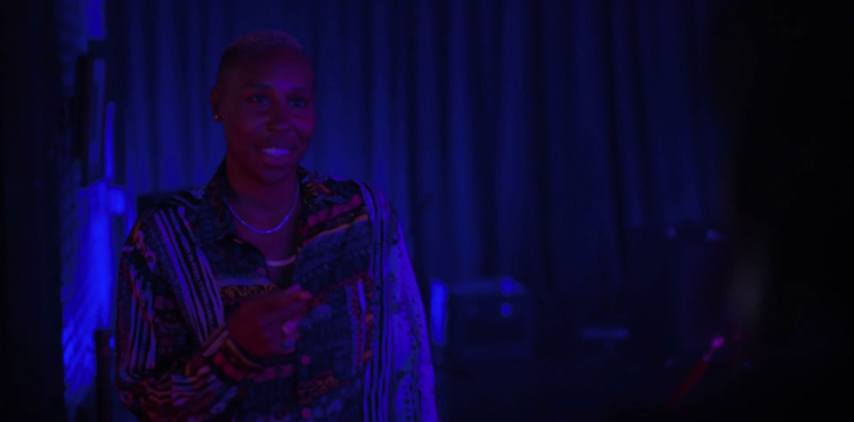 Lena Waithe as Eddie