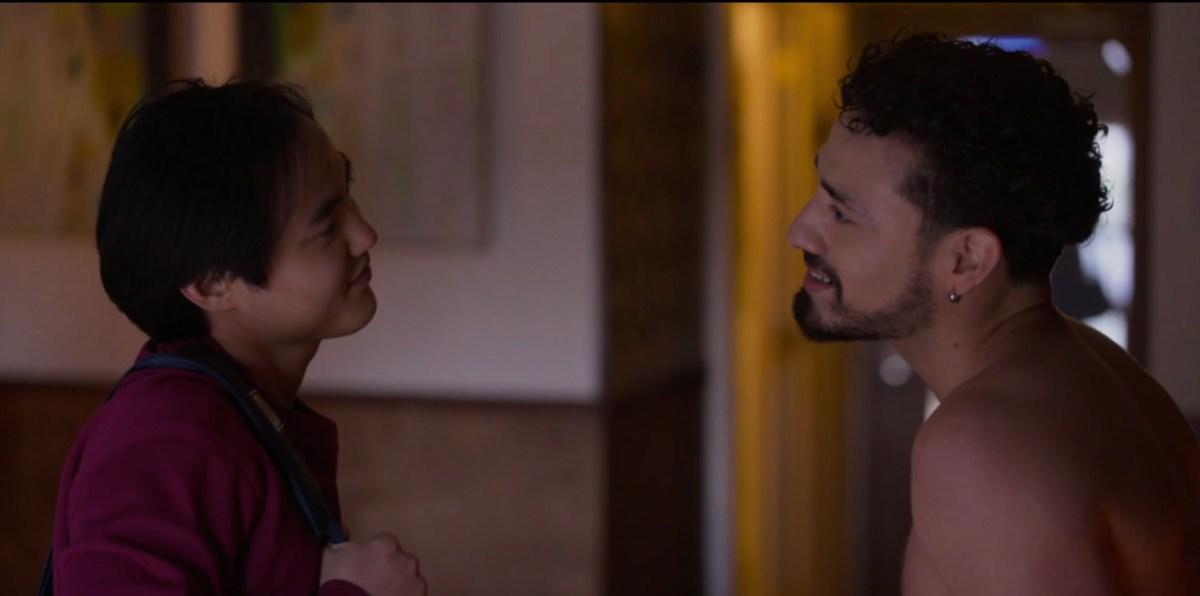 Jose and Micah talking
