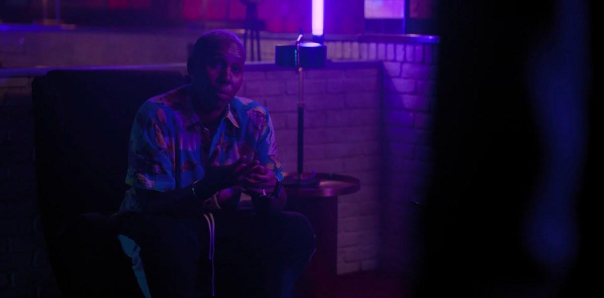 eddie in the poker room