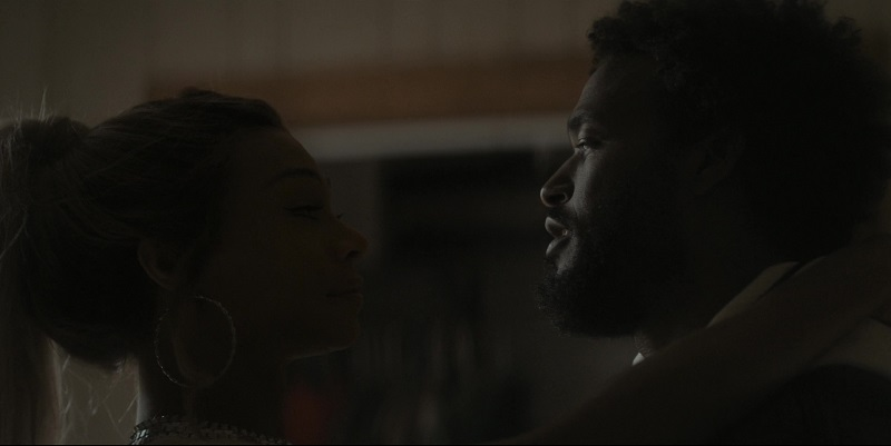 """Trig and Imani show off their dance moves, this week on """"The Chi."""""""