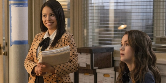 Callie and Mariana work together to get answers in the Tommy Sung case, this week on Good Trouble.