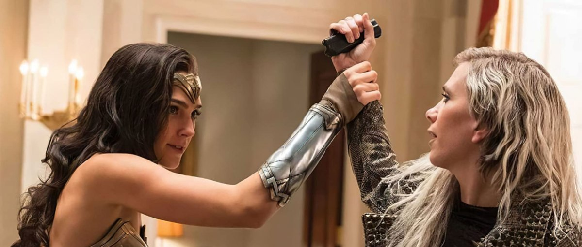 "Still from the movie ""Wonder Woman 1984"""