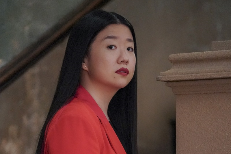 Sherry Cola stars as Alice Kwan on Freeform's Good Trouble.