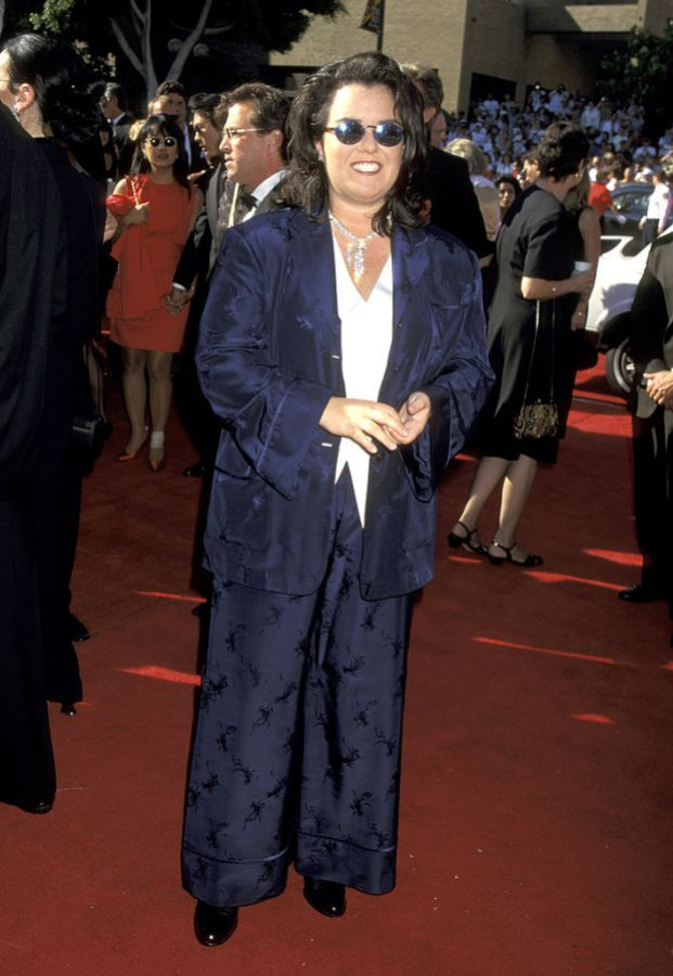 Rosie O'Donnell during 47th Annual Primetime Emmy Awards at Pasadena Civic Auditorium in Pasadena, California, United State