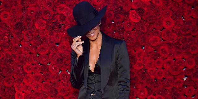 Halle Berry attends Tyler Perry Studios Grand Opening Gala