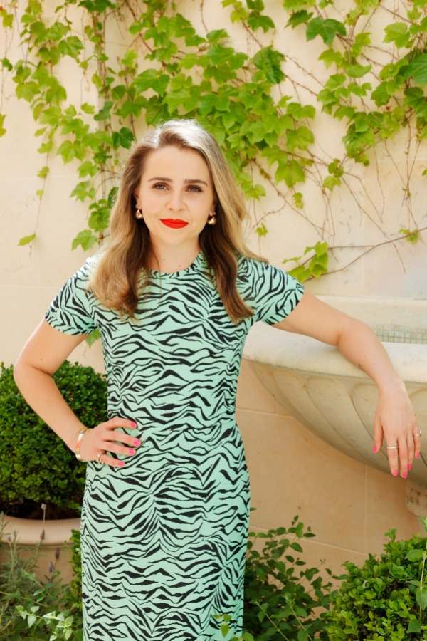 Mae Whitman attends Los Angeles Confidential Magazine celebrating Women of Influence on April 09, 2021 in Beverly Hills, California